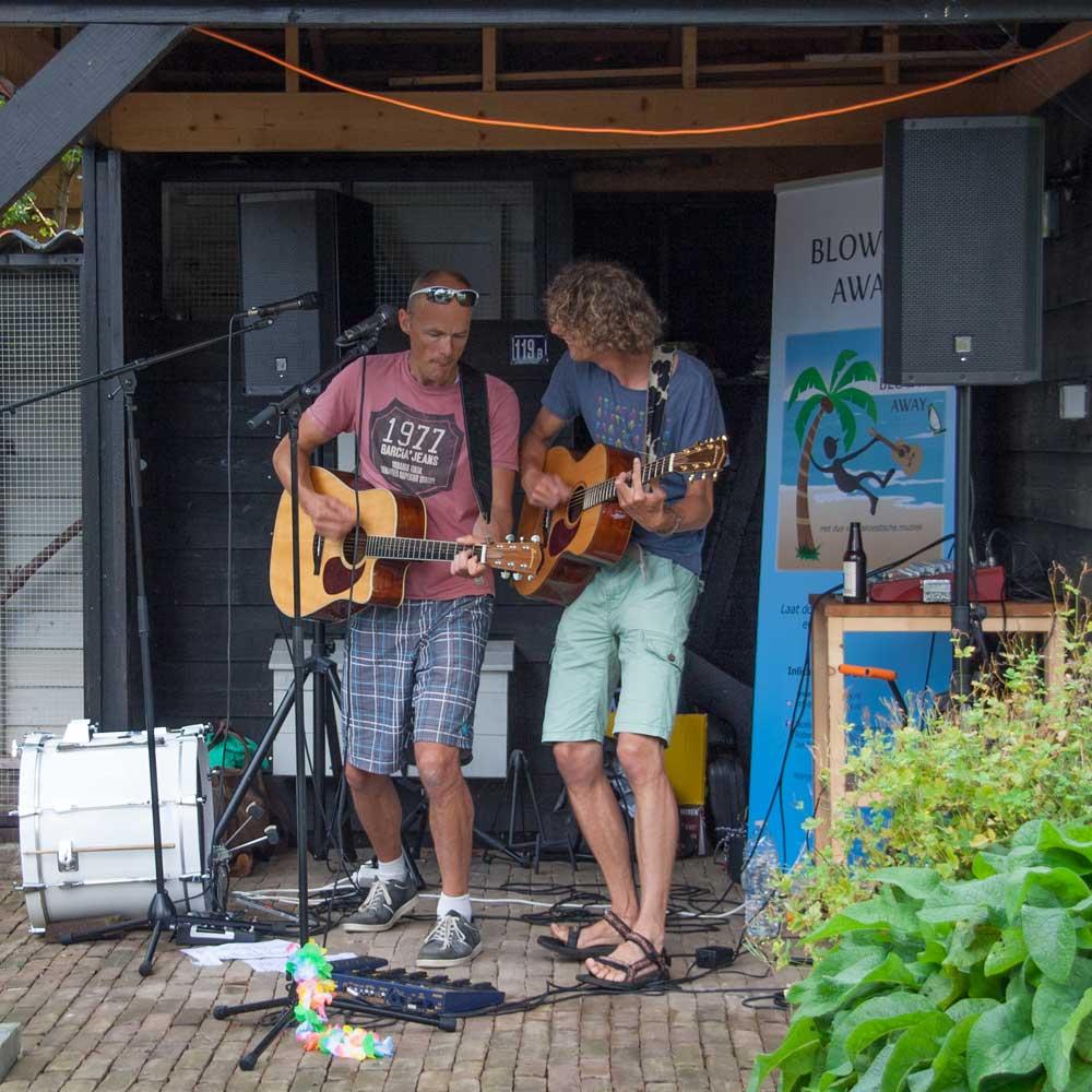 Robert Hoekstra en Jan Dirk van der Meulen